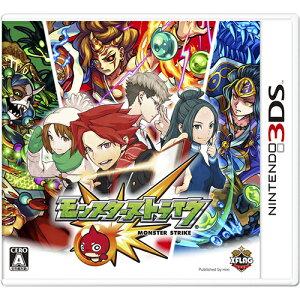 【予約】【3DS】 12月17日発売予定 モンスターストライク [CTR-P-BFLJ][モンスト]【02P13Dec15】