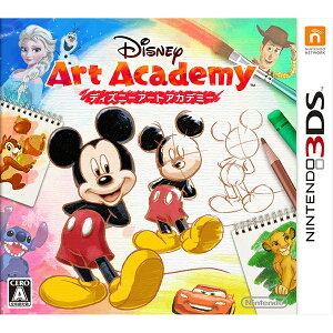 【新品】【3DS】 ディズニーアートアカデミー [CTR-P-BWDJ]【02P23Apr16…