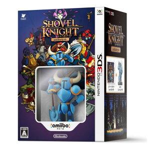 【予約】【3DS】 6月30日発売予定 ショベルナイト amiiboセット [CTR-R-AK…