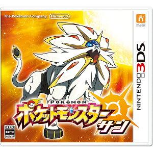 【予約】【3DS】 11月18日発売予定 ポケットモンスター サン [CTR-P-BNDJ][…