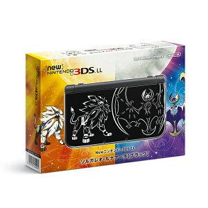【予約】【3DS】 11月18日発売予定 Newニンテンドー3DS LL ソルガレオ・ルナアー…