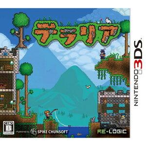 【新品】【3DS】 テラリア [CTR-P-BTEJ]【02P23Apr16】