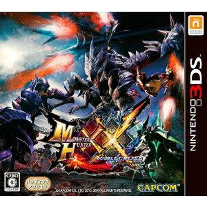 【予約】【3DS】 3月18日発売予定 モンスターハンターダブルクロス [CTR-P-AGQJ…