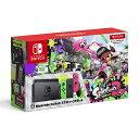 【新品】【NSW】 Nintendo Switch スプラトゥーン2セット [ニンテンドー スイッチ 本体][HAC-S-KACEK]