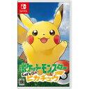 ポケットモンスター Let's Go! ピカチュウ (HAC-P-ADW2A) Nintendo Switch 新品 NSW