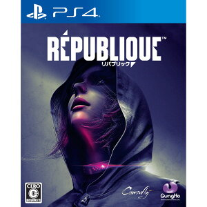 【新品】【PS4】 Republique (リパブリック) [PLJS-70062]