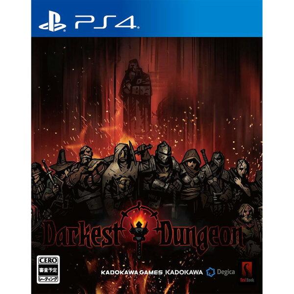 DarkestDungeonPS4新品(PLJM-16101)