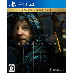 DEATH STRANDING Value Selection PS4 新品 (PCJS-66080)