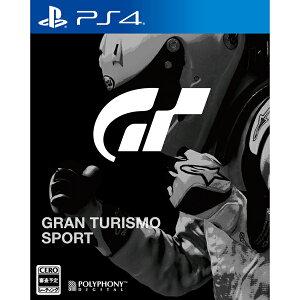 【予約】【PS4】 11月15日発売予定 グランツーリスモSPORT 通常版 [PCJS-53…