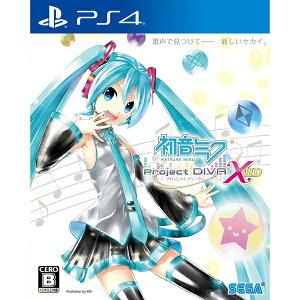【予約】【PS4】 8月25日発売予定 初音ミク - Project DIVA - X HD …
