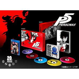 【予約】【PS4】 9月15日発売予定 ペルソナ5 20thアニバーサリー・エディション [A…