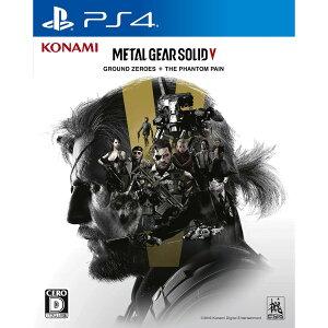 【予約】【PS4】 11月10日発売予定 METAL GEAR SOLID V: GROUND…