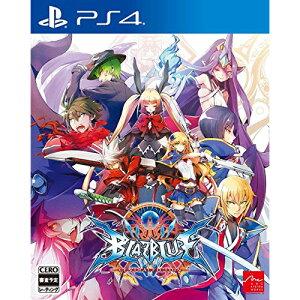 【予約】【PS4】 10月6日発売予定 BLAZBLUE CENTRALFICTION 通常版…