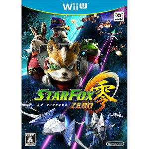 【新品】【Wii U】 スターフォックス ゼロ [WUP-P-AFXJ][WiiU]【02P2…