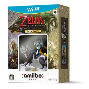 【新品】【Wii U】 ゼルダの伝説 トワイライトプリンセス HD SPECIAL EDITI…