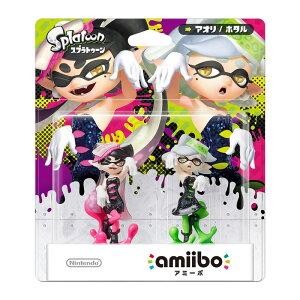 【予約】【Wii U】 7月7日発売予定 amiibo シオカラーズセット 【アオリ/ホタル】…