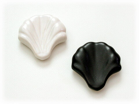 Jenggala ジェンガラ ケラミック Shell Chopstick Rest