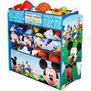 デルタ ディズニー ミッキーマウス マルチ おもちゃ箱 子供 3-6歳