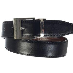 【Fashion THE SALE】フォーマルベルト リバーシブル 子供 90cm 合皮 ベルト グレー ブラック