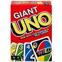 【秋の大感謝祭割引セール】UNO ジャイアント ウノ GPJ46 カードゲーム 大きいサイズ ビッグウノ ジャンボ