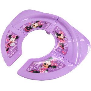 ディズニー ミニーマウス 折りたたみ 補助便座 女の子 便座 携帯 キャラクター ポッティシート