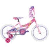 ハフィ プリンセス 16インチ 自転車 補助輪付 ディズニー 送料無料(北海道・東北・沖縄及び離島は対象外) Huffy 21977