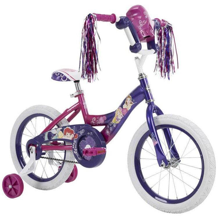 Online ONLY(海外取寄)/ 16インチ ディズニー プリンセス 自転車 キャラクター 子供 バイク 21979 Huffy