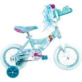 子供用自転車 12インチ ディズニー アナと雪の女王 Huffy