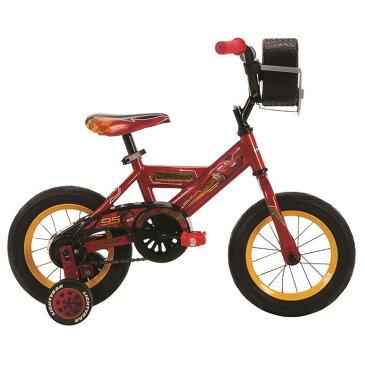 Huffy 12インチ ディズニー ピクサー カーズ3 子供 キッズ ジュニア用 自転車 補助輪付 22447