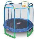 リトルタイクス 10フィート スポーツ トランポリン 大型遊具 ジャンプ 遊具 家庭用 屋外 遊具 配送区分/B