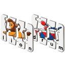 知育玩具 ラーニング ジャーニー マッチイット 4 ワード 4歳から 英単語 パズル ゲーム