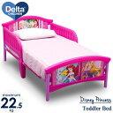 Online ONLY(海外取寄)/ デルタ ディズニー プリンセス 子供用ベッド 女の子 3-6歳...
