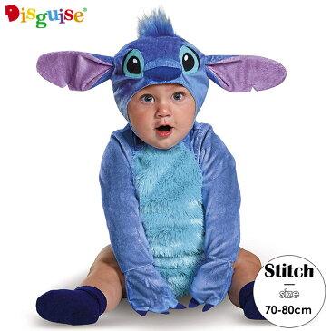 ディズニー スティッチ コスチューム ベビー 赤ちゃん 70-80cm Disguise 99888