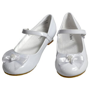 701b16688d45c 女の子(レディース) フォーマル靴 白 キッズフォーマルシューズ 通販 ...