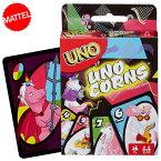 【P2倍・12/01限定+クーポン有】DM便送料無料/ UNO ウノ ユニコーン カードゲーム おもちゃ 新品 ライセンス