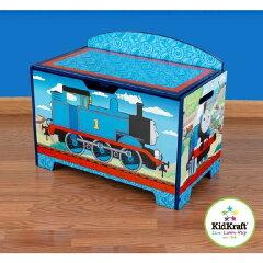 【Online Only】【KidKraft】キッドクラフト きかんしゃトーマス トイボックス おもちゃ箱 ...