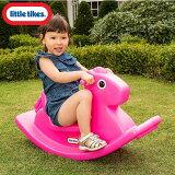 8月下旬入荷予約販売/ リトルタイクス ロッキンフォース マゼンタ 1歳から 乗用玩具 Littletikes 619854