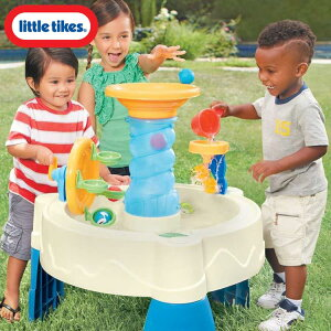 Online ONLY(海外取寄)/ リトルタイクス スピラリンシーズ ウォーターパーク 水遊び Littletikes 642845