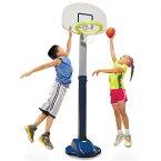リトルタイクス アジャストジャム プロ バスケットボールセット 638206 /配送区分:大型
