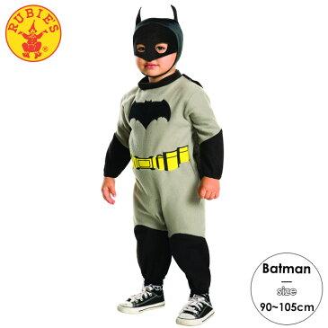 【ママ割エントリーでP5】 ハロウィン 衣装 子供 ルービーズ バットマン コスチューム 男の子 90-105cm 510161