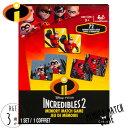 ディズニー Mr.インクレディブル メモリーマッチ カードゲーム 神経衰弱 知育玩具 子ども おもちゃ
