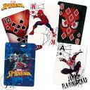 DM便送料無料/ マーベル スパイダーマン ジャンボサイズ トランプ カードゲーム 12x8cm