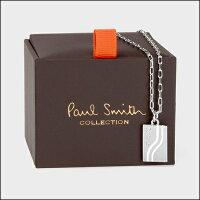 ポールスミスポール・スミス正規品ポールスミスポール・スミストレインレイルネックレスホワイト