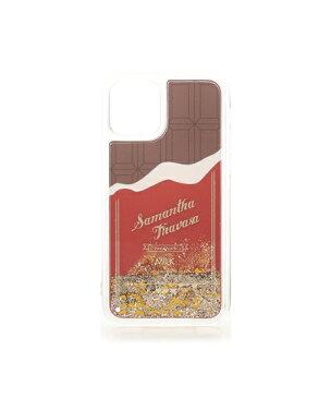 サマンサタバサ モバイルケース チョコレートコレクション iphone11PROケース ブラウン SamanthaThavasaPetitChoice