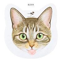 猫の舌ぺろメガネ拭き