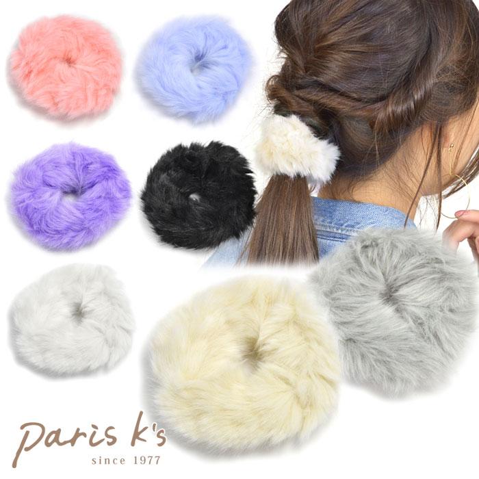PARISKID'S(パリスキッズ)『フェイクファーシュシュ』