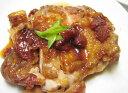 鶏の照焼(梅ソース)