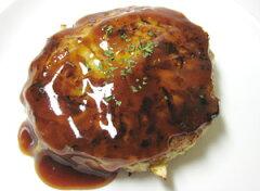 春キャベツがたっぷり入ったボリューム満点のハンバーグです!☆春キャベツのハンバーグ