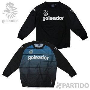ゴレアドール goleador (G-2094) ダイヤリップ グラデーションボーダー ピステトップ   フットサルウェア