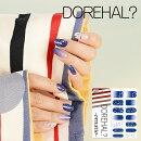 【DOREHARU】ネイルシール貼るだけ【ドレハル】